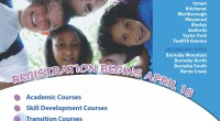 Registration for Summer Session begins on April 18th. The brochures can be accessed through the District website at: http://www.sd41.bc.ca/blog/2016/04/05/summer-session-2016/ Please note that registration procedures have changed slightly this year. There […]