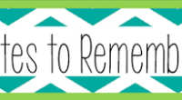 Wednesday, November 1 – Late start (School starts @ 10:00 am today) Thursday, November 9 – Please join us for our Remembrance Day Assembly, starting @ 11:00 a.m. Friday, November […]