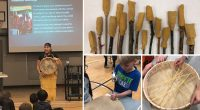 Students at Montecito Elementary spent many months on their Indigenous Drumming Project, gaining an understanding of Indigenous perspectives and knowledge through experiential learning. They created traditional drums under the guidance […]