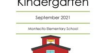 Dear Families of our new Kindergarten students, We hope that this message finds your family members well. During these unprecedented times, it is unfortunate that we are not able to […]